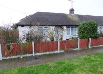 Thumbnail 1 bed bungalow for sale in Ivy Walk, Canvey Island
