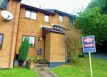 Thumbnail 2 bedroom terraced house to rent in Pendour Park, Lostwithiel