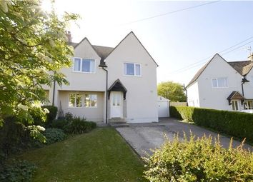 Thumbnail 3 bed semi-detached house for sale in Box Crescent, Minchinhampton, Gloucestershire