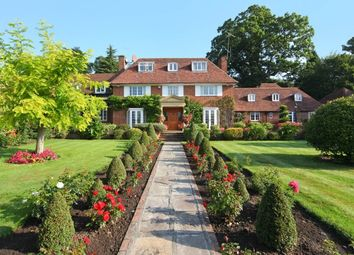 Thumbnail 6 bed detached house to rent in Clare Hill, Esher, Surrey