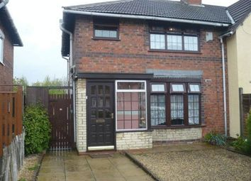 Thumbnail 3 bed semi-detached house to rent in 3 Bed Semi-Detached For Rent, Alexandra Road, Palfrey, Walsall
