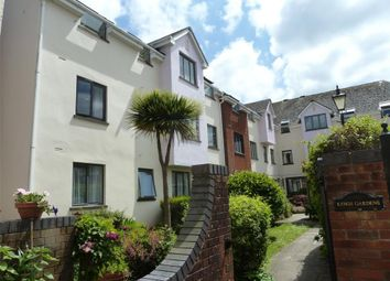 Thumbnail 2 bed maisonette for sale in Kings Gardens, Kerslakes Court, Honiton, Devon