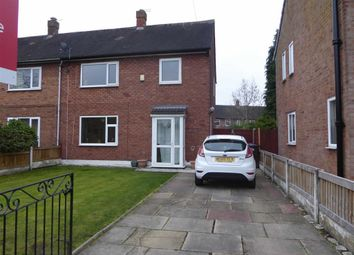 Thumbnail Semi-detached house for sale in Wendover Road, Wythenshawe, Manchester