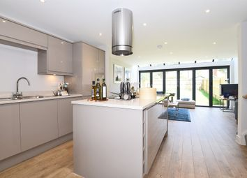 Thumbnail 3 bed semi-detached house for sale in Tovey Place, Kings Worthy, Winchester, Hampshire