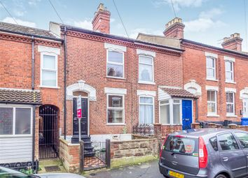 Thumbnail 2 bedroom terraced house for sale in Portland Street, Norwich