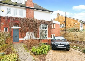 Thumbnail 5 bedroom semi-detached house for sale in Frognal, Hampstead