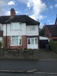 3 bed property to rent in Stanmore Road, Edgbaston, Birmingham B16