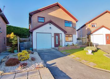 Thumbnail 4 bed detached house for sale in Churchfields, Brynmawr, Ebbw Vale
