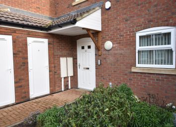 Thumbnail 1 bed flat for sale in Warwick Court, Warwick Road, Balderton, Newark