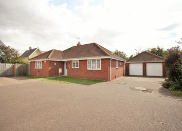 Thumbnail 3 bed detached bungalow for sale in Suffolk Avenue, West Mersea, Colchester