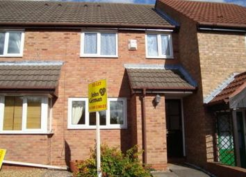 Thumbnail 2 bed town house to rent in Nelson Close, Shepshed