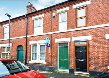 Thumbnail 3 bed terraced house for sale in Markeaton Street, Derby