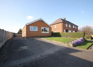 Thumbnail 2 bed detached bungalow for sale in Gipsy Lane, Old Whittington, Chesterfield