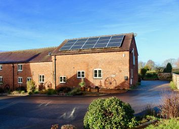 Thumbnail 4 bed barn conversion for sale in The Old Stables, Cotwalton, Stone, Staffordshire