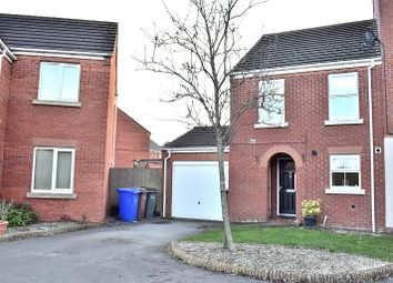 Thumbnail 3 bed semi-detached house for sale in Smallwood Close, Heron Cross