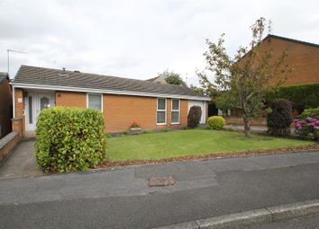 Thumbnail 2 bed detached bungalow to rent in Swingfield Close, Crook