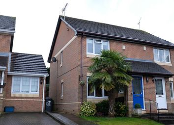 Thumbnail 2 bed semi-detached house for sale in King Charles Road, Shenley, Radlett