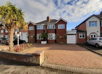 Thumbnail 3 bed semi-detached house to rent in Keswick Road, Solihull