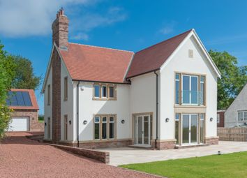 Thumbnail 5 bed detached house for sale in Bilton Hill, Bilton, Nr Alnmouth, Northumberland
