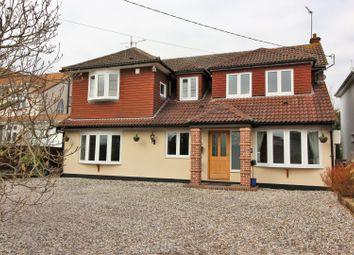 4 bed detached house for sale in Benfleet Road, Benfleet SS7