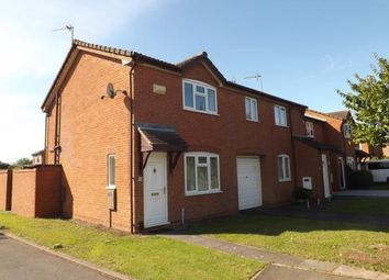 Thumbnail 2 bed end terrace house for sale in Mayflower Close, West Bridgford, Nottingham, Nottinghamshire