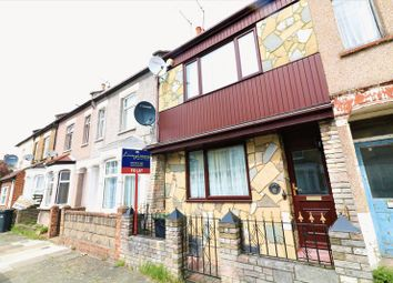Thumbnail 2 bed terraced house to rent in Belmont Avenue, London