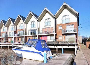 Thumbnail 3 bed terraced house for sale in Heron Square, Newport, Isle Of Wight