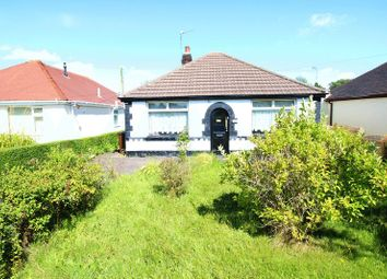 Thumbnail 3 bed detached bungalow for sale in Park Lane, Knypersely Staffordshire