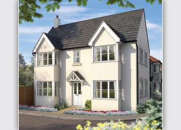 "Thumbnail 3 bed semi-detached house for sale in ""The Sheringham"" at Hallatrow Road, Paulton, Bristol"