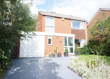 Thumbnail 3 bed detached house for sale in Hillman, Lakeside, Tamworth