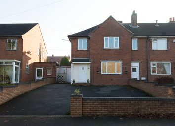 Thumbnail 3 bed semi-detached house for sale in Westfield Avenue, Audley, Stoke-On-Trent