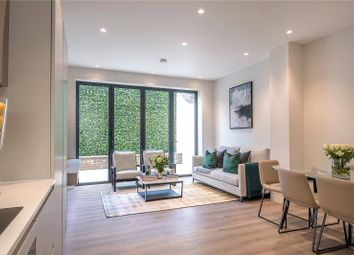 Thumbnail 3 bed flat for sale in Hugh Street, London