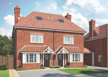 Thumbnail 3 bed semi-detached house for sale in Sand Cross Lane, Reigate