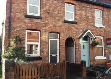 Thumbnail 2 bedroom end terrace house to rent in Gittin Street, Oswestry