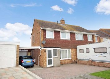 Thumbnail 3 bed semi-detached house for sale in Boness Road, Wroughton, Swindon