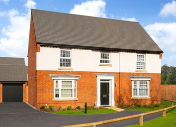 """Thumbnail 5 bedroom detached house for sale in """"Henley"""" at Alton Way, Littleover, Derby"""