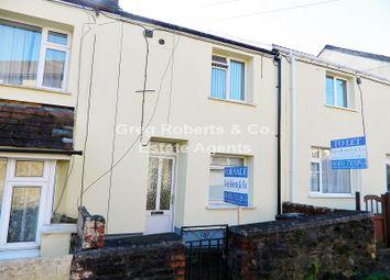 Thumbnail 1 bedroom terraced house for sale in Islwyn Terrace, Tredegar, Blaenau Gwent