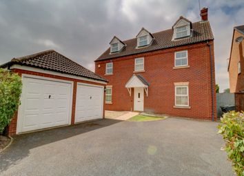 Thumbnail 5 bed detached house for sale in Webb Drive, Wychbold, Droitwich