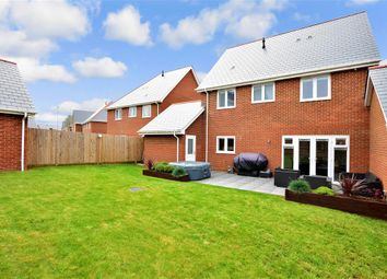 4 bed detached house for sale in Barrow Hill Close, Holborough Lakes, Snodland, Kent ME6