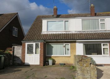 Thumbnail 3 bed semi-detached house for sale in St Peters Road, Kineton, Warwick