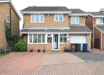 4 bed detached house for sale in Birtley Close, Newcastle Upon Tyne NE3
