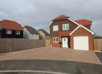 4 bed detached house for sale in Deane Close, Sittingbourne ME10