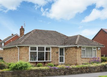 Thumbnail 3 bed detached bungalow for sale in St. Margarets Road, Horsforth, Leeds