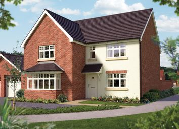 "Thumbnail 5 bedroom detached house for sale in ""The Arundel"" at Potter Crescent, Wokingham"