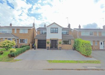 Thumbnail 4 bed detached house for sale in Howard Lane, Boughton, Northampton
