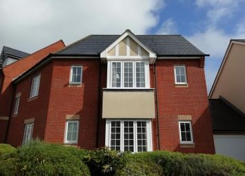 Thumbnail 1 bed flat for sale in Wyndham Drive, Romsey