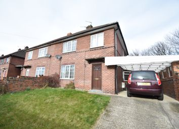 Thumbnail Semi-detached house for sale in Highfield Grove, Allerton Bywater, Castleford