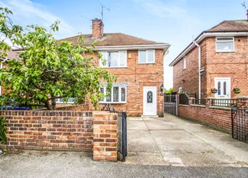 Thumbnail 3 bedroom semi-detached house for sale in Furnival Street, Worksop