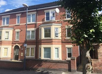 Thumbnail 1 bed flat to rent in 17 Swinburne Street, Derby