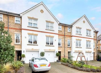 Thumbnail 4 bed terraced house for sale in Burlington Place, Reigate, Surrey